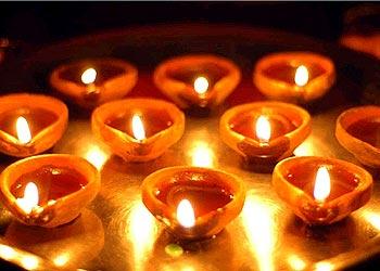 Diwali oil